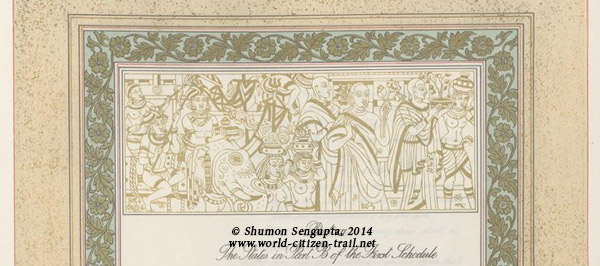 Scene depicting the spread of Buddhism by Emperor Ashoka in India and abroad (1)