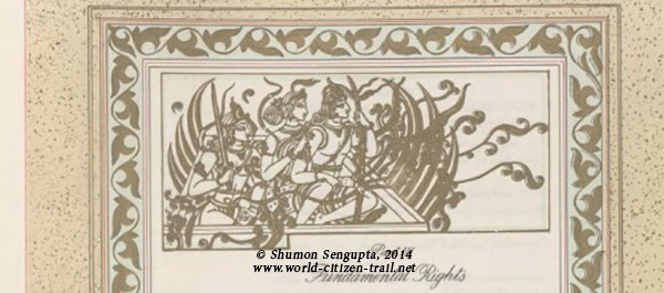 Scene from Ramayana (Conquest of Lanka and recovery of Sita by Rama)