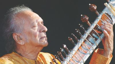 Tribute to Pandit Ravi Shankar