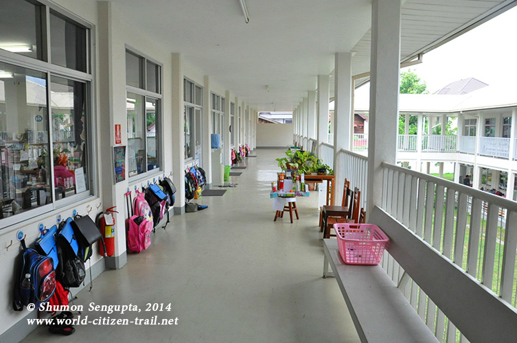 Vientiane International School - bags.