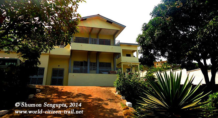 Our House in Freetown, Sierra Leone 1