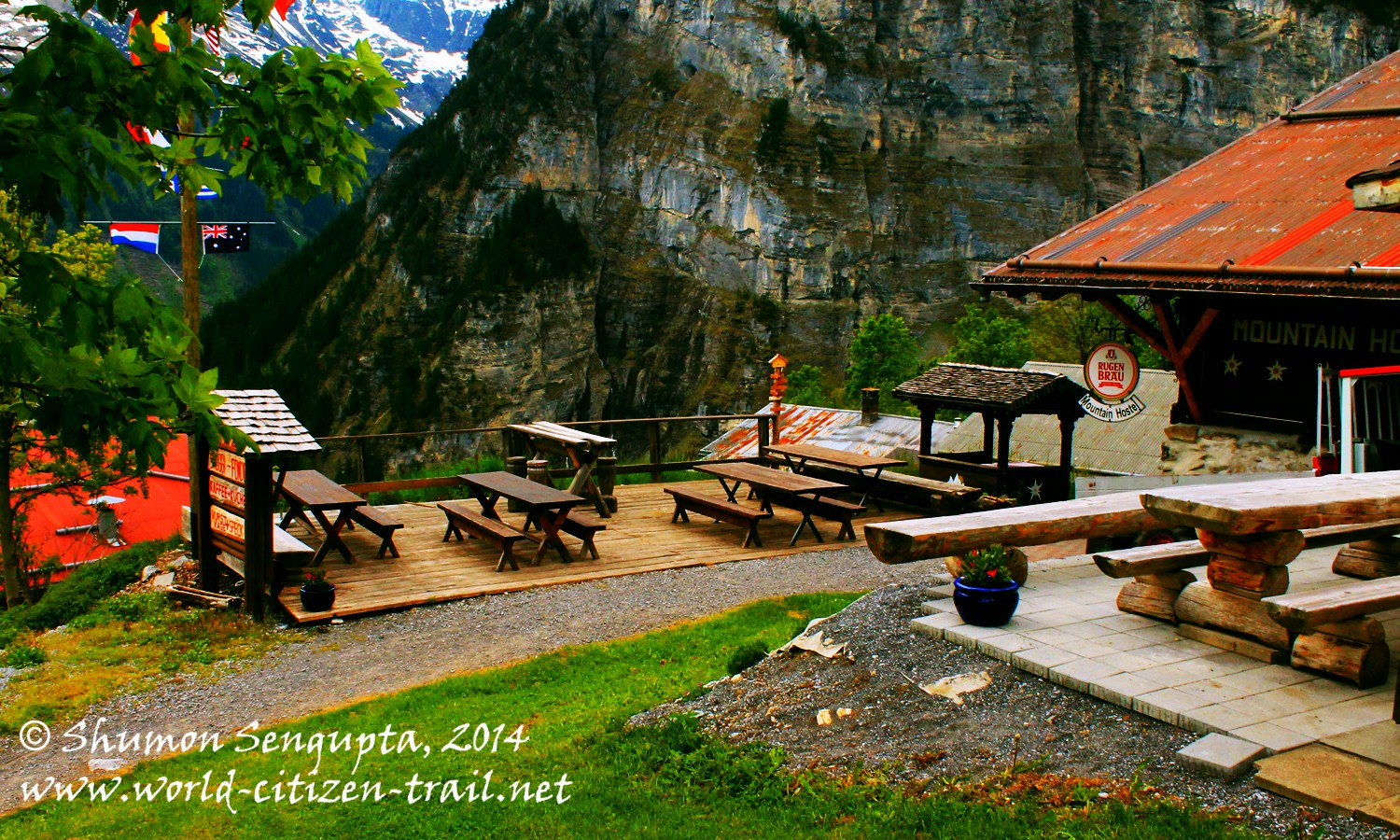 Gimmelwald Village, Switzerland: A Journey Back in Time