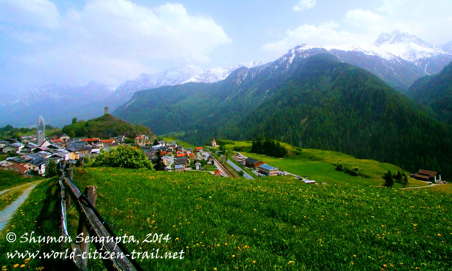 Ardez Village – The Open Air Living Museum in Lower Engadine, Switzerland