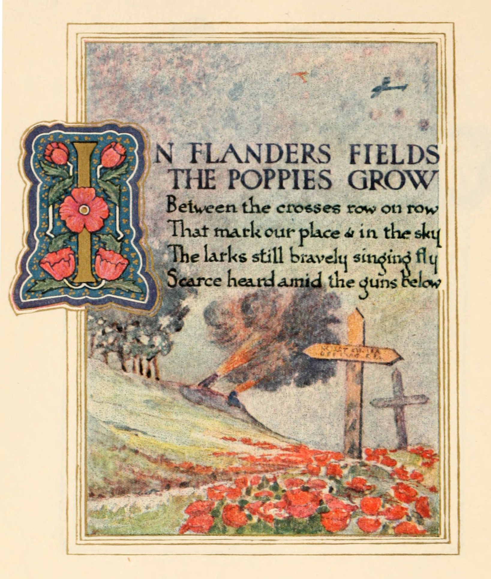 In_Flanders_Fields_(1921)_page_1